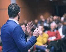 panel speaking